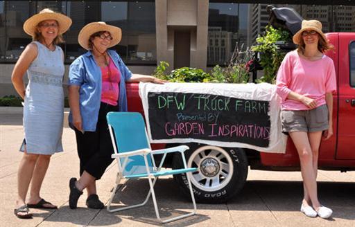 DFW TRUCK FARM