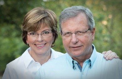 Bruce and Stephanie McGovern, owners of Modern Acu