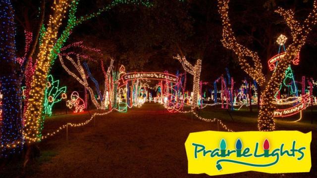 Christmas Lights Grand Prairie Tx